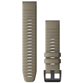 Garmin QuickFit Siliconen Horlogeband 22mm for Fenix 6, grey